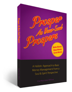 book cover Prosper as Your Soul Prospers