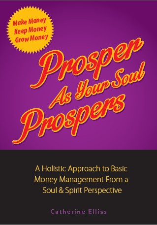 Book cover: Prosper as Your Soul Prospers