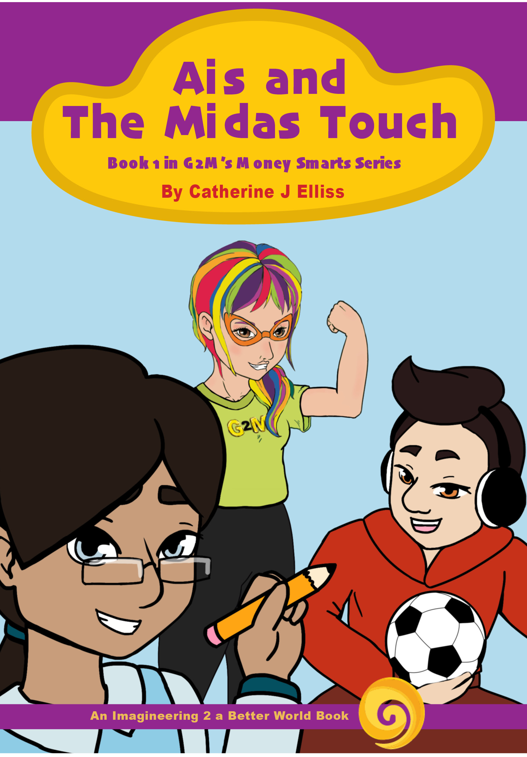 cover page of Ais and The Midas Touch